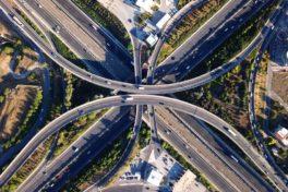 Infrastrukturbau mit BIM Straßenbau