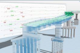 Brückenbau: Update von Allplan Bridge