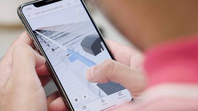 Verkehrswege: Autodesk und Virgin Hyperloop One arbeiten bei der Planung zusammen