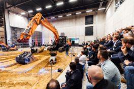 Coreum veranstaltet Digitalkonferenz für Baumaschinenbranche