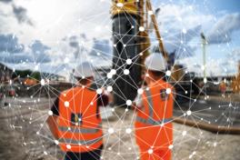 Vernetzte Baustelle und Bauen 4.0