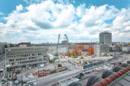 Stammstrecke München: Baustelle am Hauptbahnhof