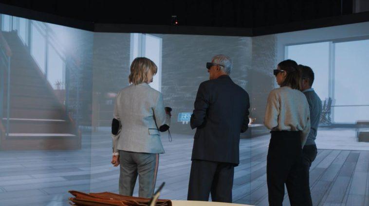 BIM-Daten und -modelle immersiv und interaktiv visualisieren