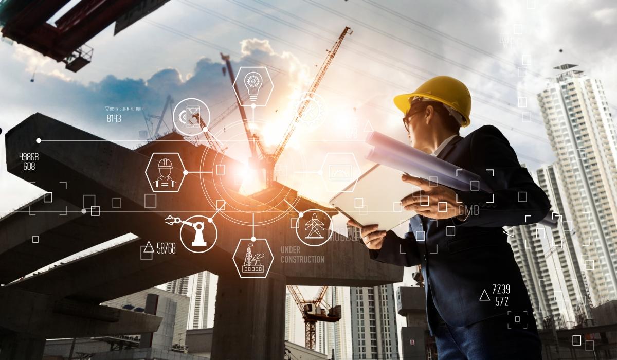 Digitalisierung der Baubranche