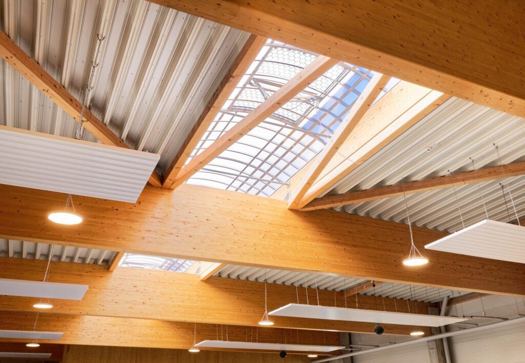 Dach- und Leimbinder
