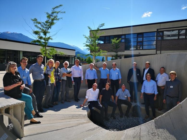 Thementag zur automatisierten Fertigung im Bauwesen, Carbon Composites e.V.