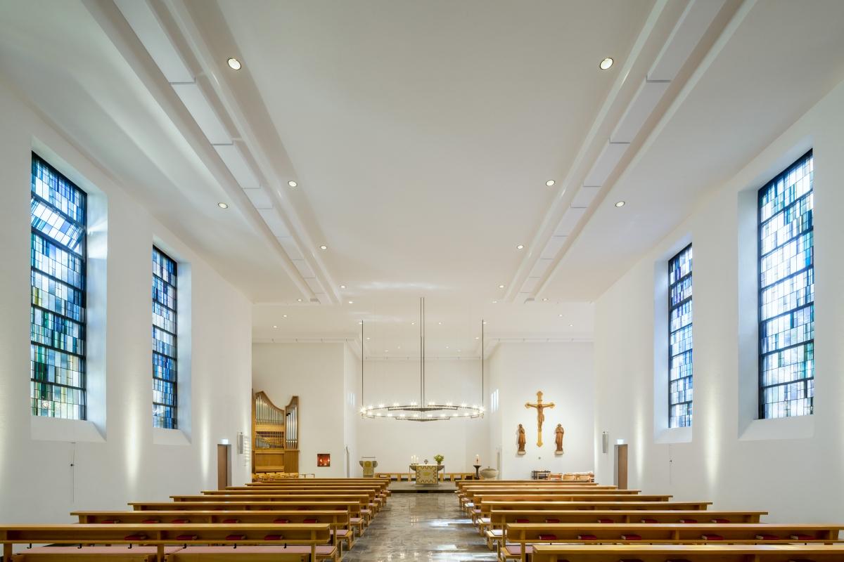 Raumakustik in sanierter Kirche: Nun klingt die Orgel wieder klar