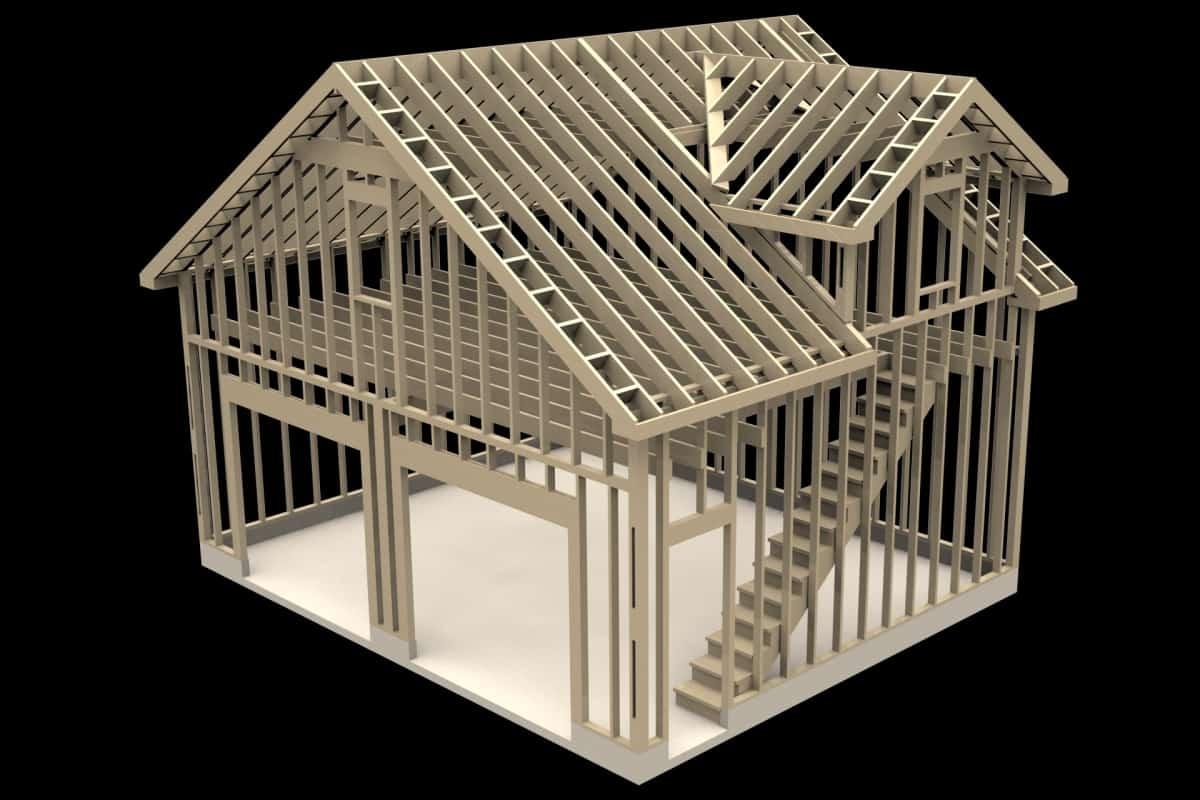 Holzkonstruktionen mit neuem Softwaremodul von Swood