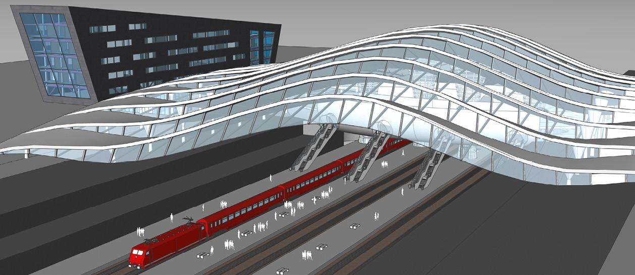BricsCAD BIM: Große Bauprojekte vom Entwurf bis zur Realität planen