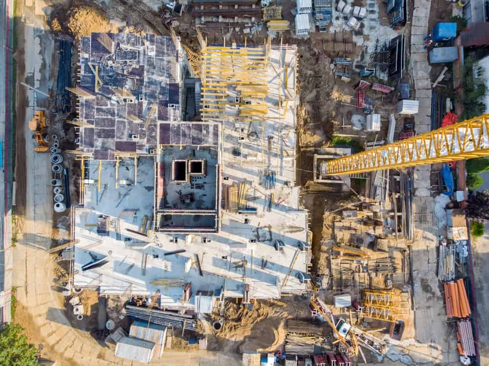 Bauprojektmanagement und Baudatenanalyse