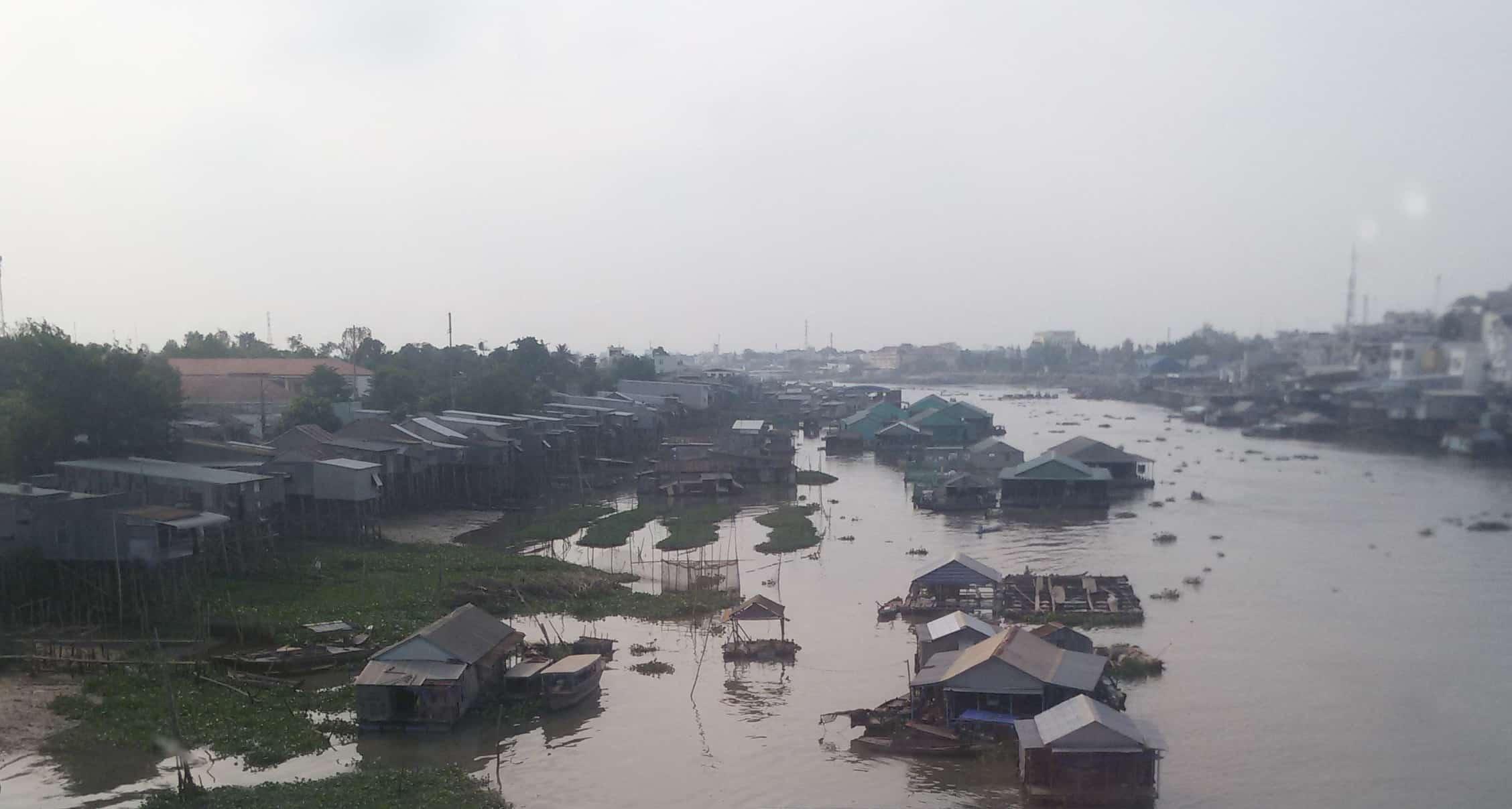 Nachhaltige Wassernutzung im Mekong-Delta