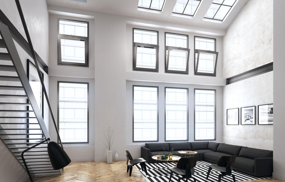 Fensterbau Frontale: GEZE mit System für natürliche Lüftung