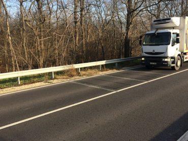 Straßenschäden: Überladene LKWs schneller aus dem Verkehr ziehen