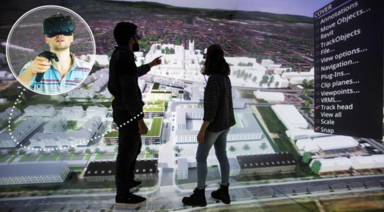 Virtual-Reality-Umgebung