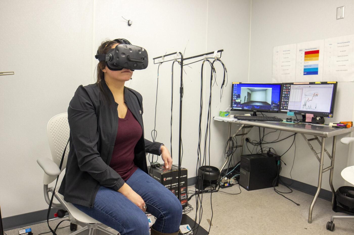 Virtuelle Umgebung: Wie Mensch und Gebäude interagieren