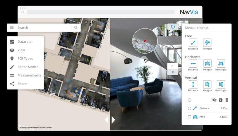 Punktwolken: Neuartiges Werkzeug für die Indoor-Vermessung