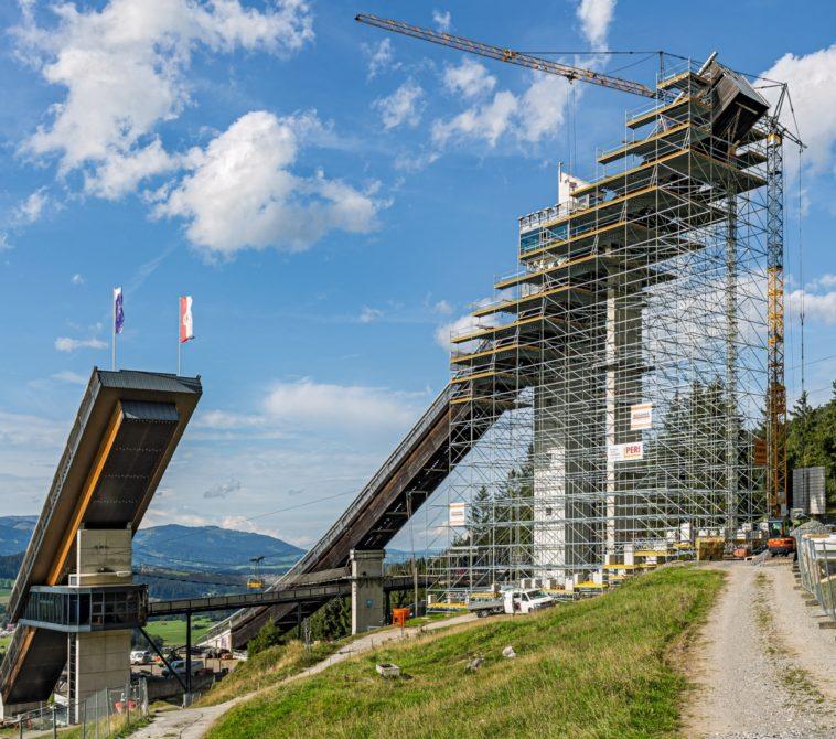 Schattenbergschanze in Oberstdorf wird modernisiert