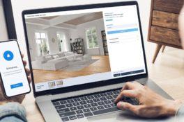 Wohnungsbau: Digitale Bemusterung