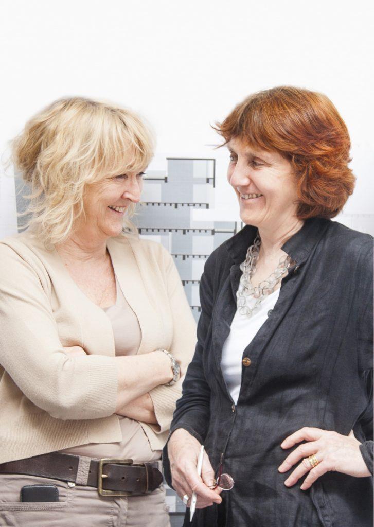 Yvonne Farrell und Shelley McNamara werden mit dem Pritzker-Architekturpreis 2020 ausgezeichnet.