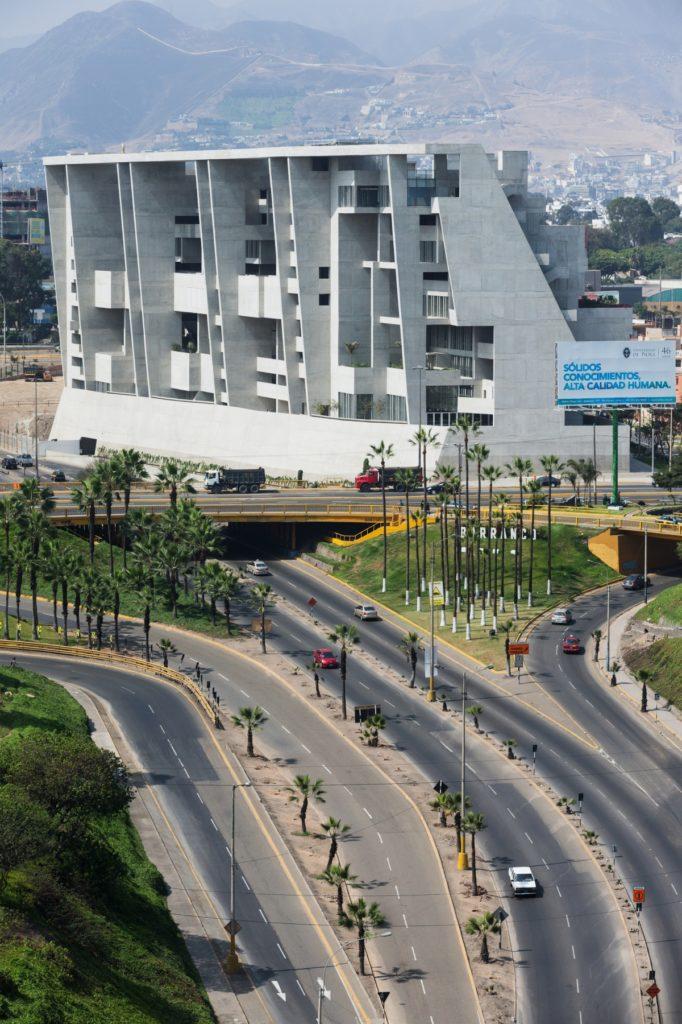 Pritzker-Preis: Universitätscampus der UTEC Lima (Lima, Peru 2015)