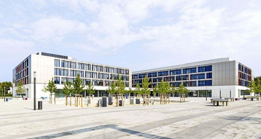 Schulkomplex in Dresden-Tolkewitz
