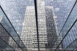 Ganzglaskonstruktion Montreal