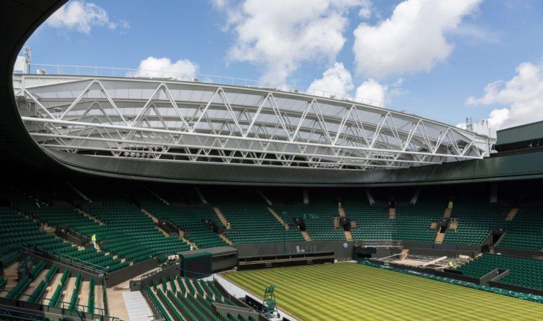 Membrandach Wimbledon