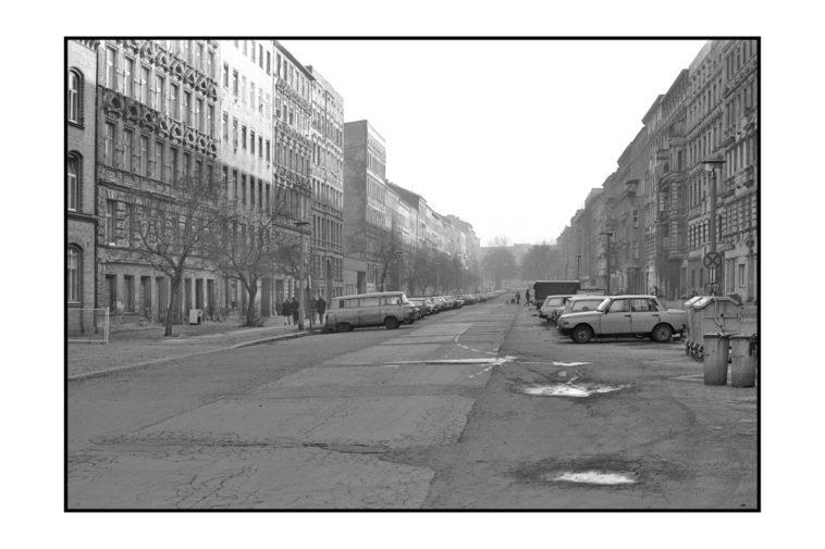 Stadterneuerung in Ostdeutschland um 1989