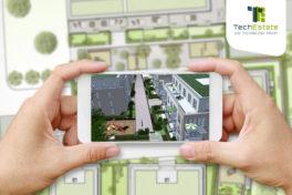 Augmented Reality-App für Projektentwickler