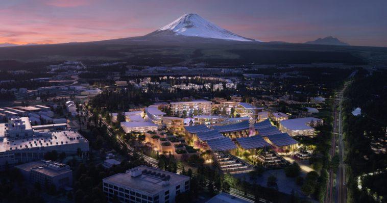 Stadt der Zukunft: Modell-Metropole von Toyota