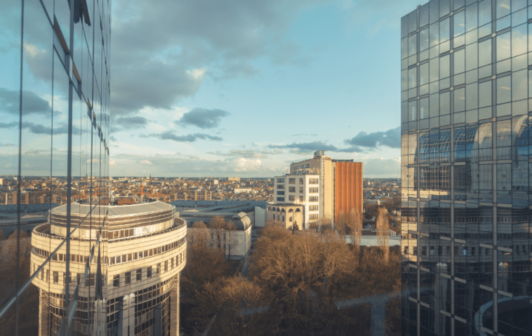 Architekturwettbewerb für Plenargebäude des Europäischen Parlaments