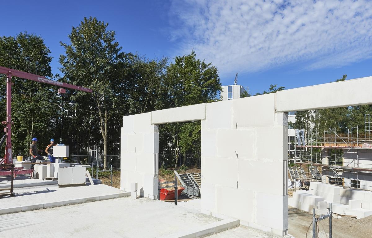 Mauerwerksbau: Mit Planelementen Abläufe beschleunigen