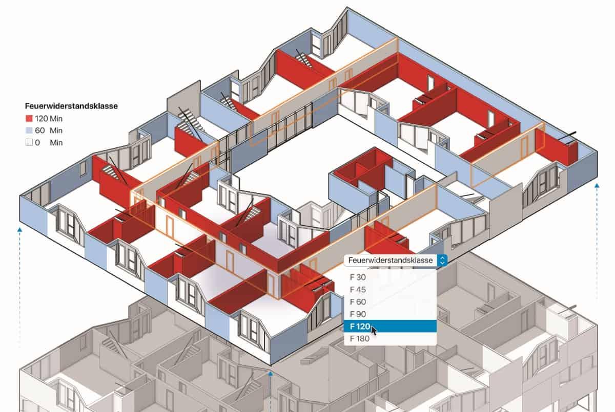 BIM-Software: Daten live im Planungsprozess visualisieren