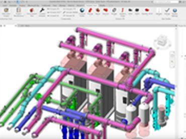 BIM-Workflows im Rohrleitungsbau: Konstruktion und Fertigung vernetzt