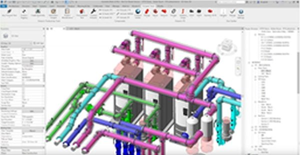BIM-Workflows im Rohrleitungsbau
