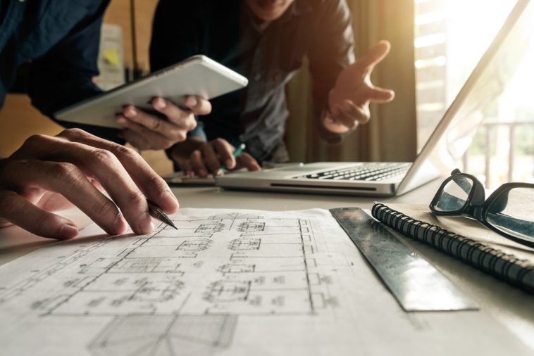 Baustellendokumentation mit Smartphone-App