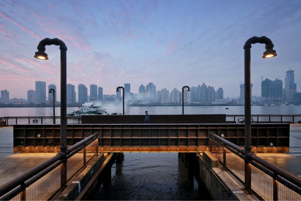 World Architecture Festival, Landscape of the Year 2019