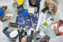 Bauindustrie: Warum die Produktivität sinkt