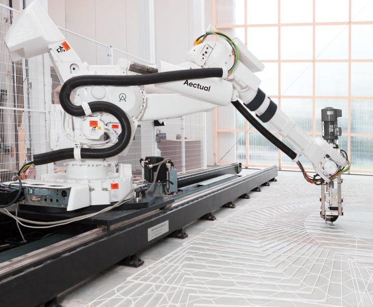 3D-Druck-Plattform für AEC-Experten