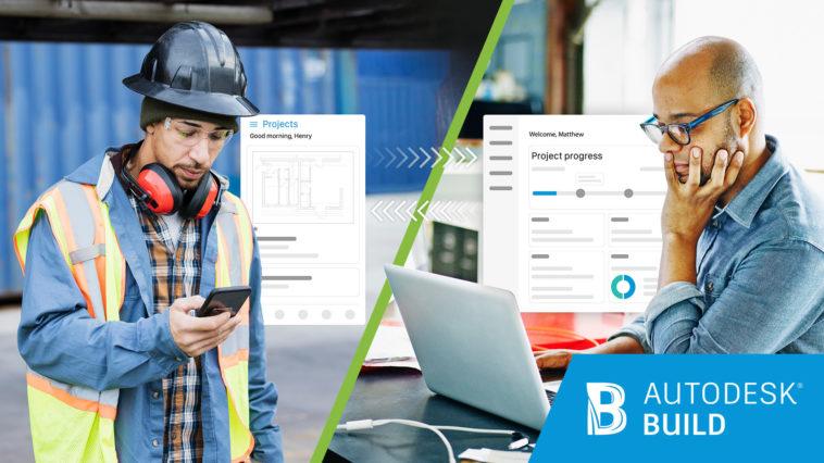 Baumanagement-Software Autodesk Build