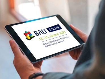 BAU online startet am 13. Januar: Die Highlights im Konferenzprogramm