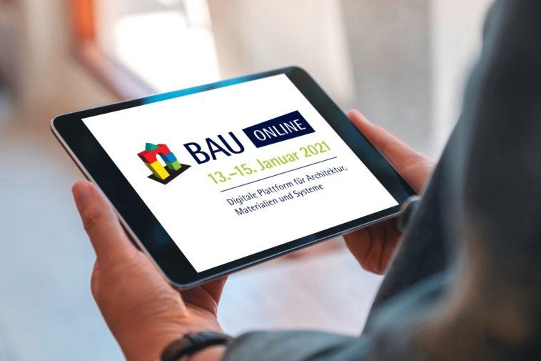 BAU online ab 13. Januar: Konferenzprogramm