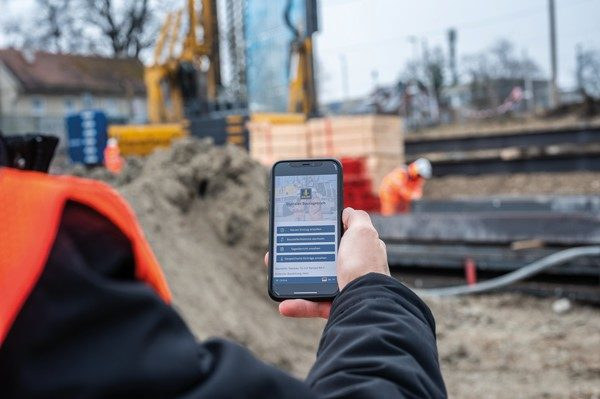 Spezialtiefbau: Mit neuer digitaler Plattform von Bauer auch kleinere Projekte digitalisieren