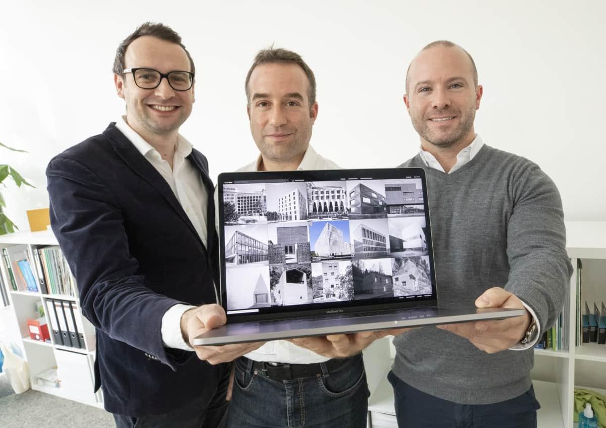 Web-Plattform bündelt planungsrelevante Informationen für Architekten