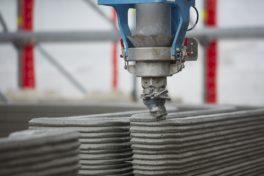 3D-Beton-Druck