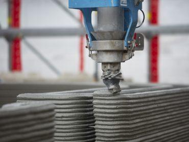 3D-Beton-Druck: Online-Veranstaltung zu Funktionsweise und Vorteilen