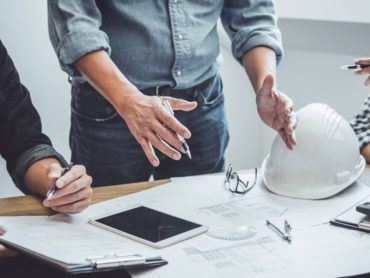 Arbeitsschutz auf der Baustelle: Web-App für Gefährdungsbeurteilung