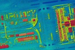 digitales Oberflächenmodell