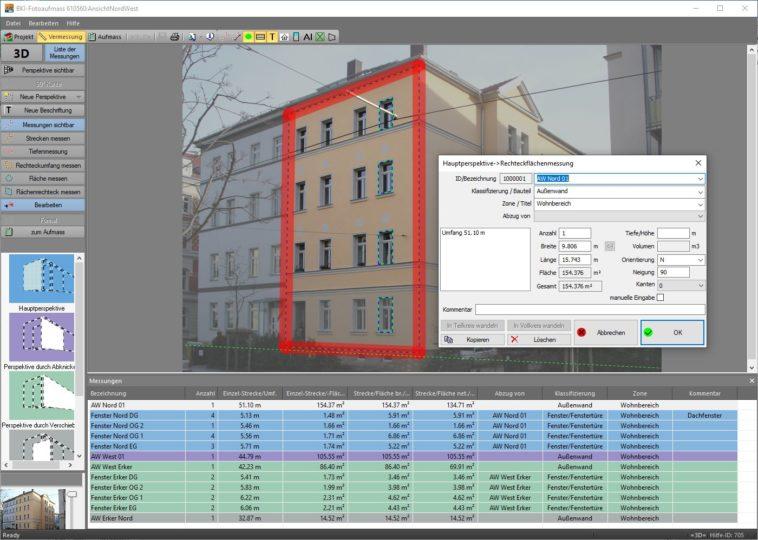 Bauen im Bestand: Zeit sparen beim Vermessen
