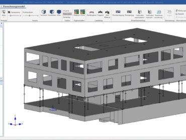 Statik mit BIM-Anbindung: Der Sprung in die vernetzte Gebäudeplanung